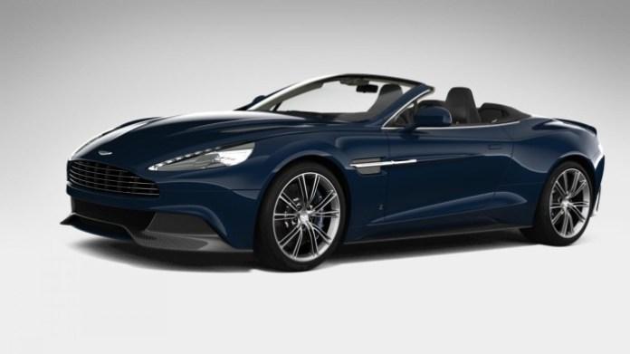 Aston Martin Vanquish Neiman Marcus Edition 2