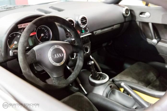 Audi TT 2.7T prototype 14