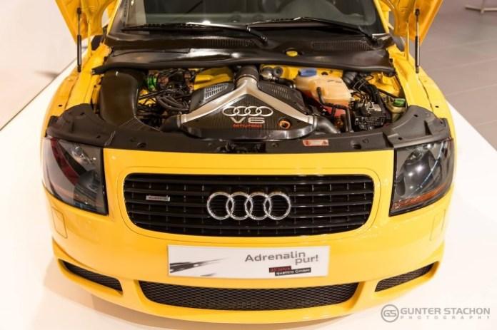 Audi TT 2.7T prototype 6
