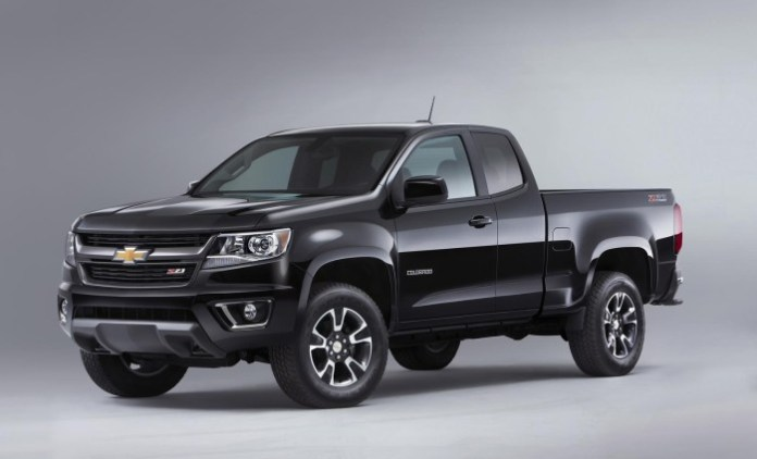 Chevrolet Colorado 2015 (19)
