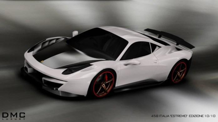 DMC Ferrari 458 Italia Estremo Edizione