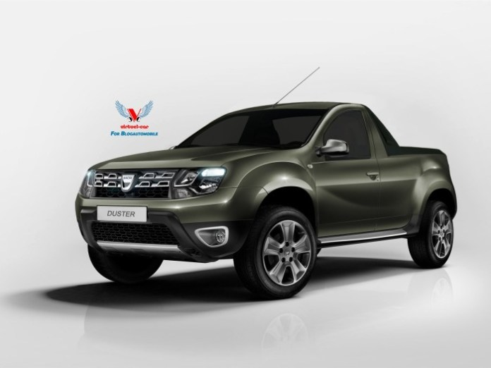 Duster Pick-up Avt