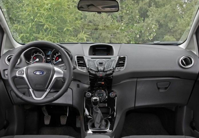 Ford Fiesta Facelift Greek Presenantion