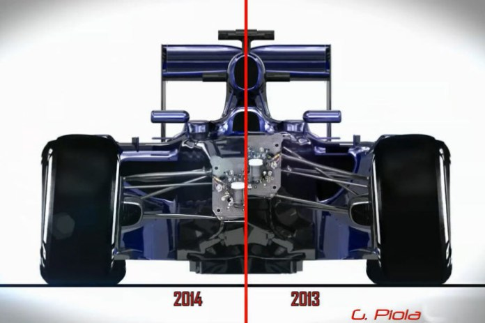 Formula 1 2014 Technical Renderings (7)