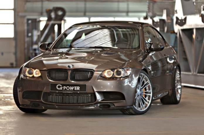 G-Power BMW M3 Hurricane RS with 720 hp (1)