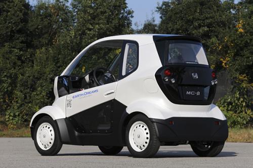 Honda MX prototype 2