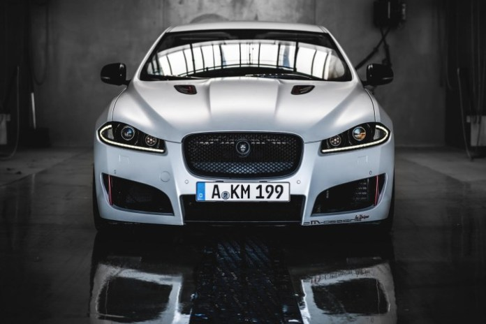 Jaguar XF by 2M-Designs 8