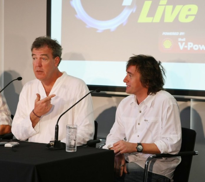 Jeremy Clarkson Richard Hammond (2)