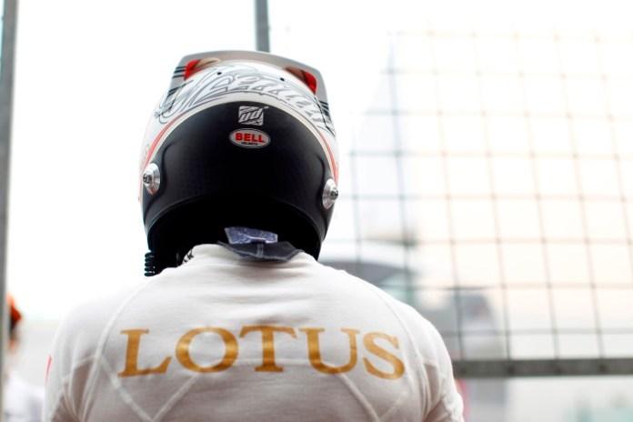 2013 Indian Grand Prix - Sunday