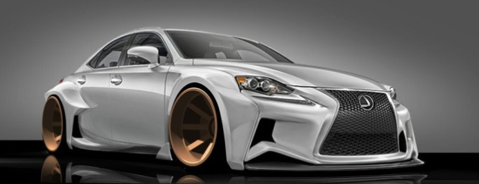 Lexus IS by deviantART (1)