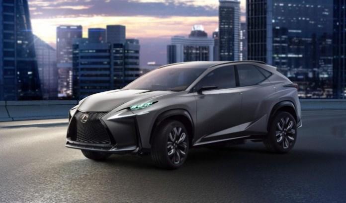 Lexus LF-NX Turbo Concept (3)