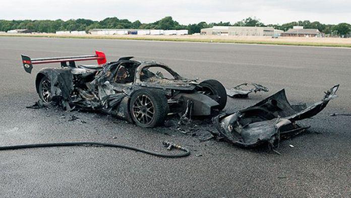 Mazda Furai death 9