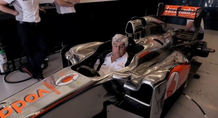 McLaren Day at Circuit of The Americas - Jay Leno Garage