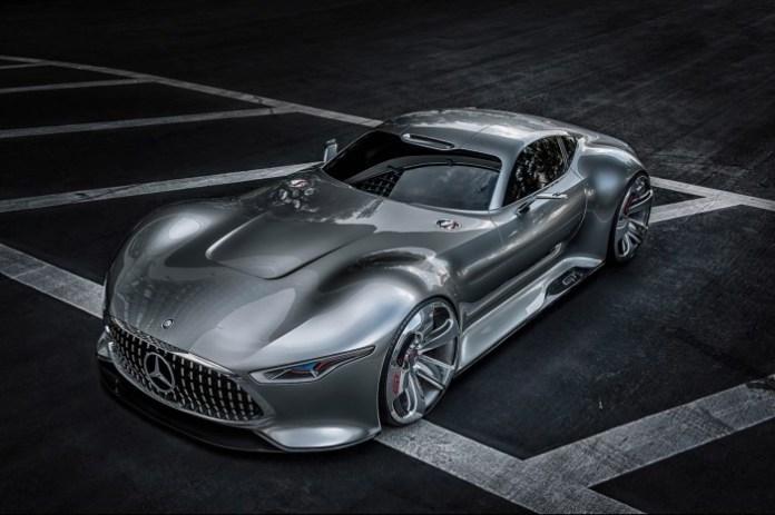 Mercedes-Benz AMG Vision Gran Turismo (2)