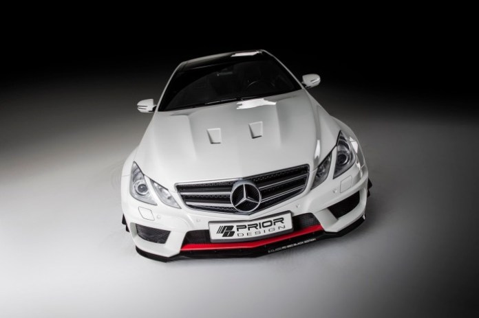 Mercedes-Benz E-Class Coupe facelift by Prior Design (2)