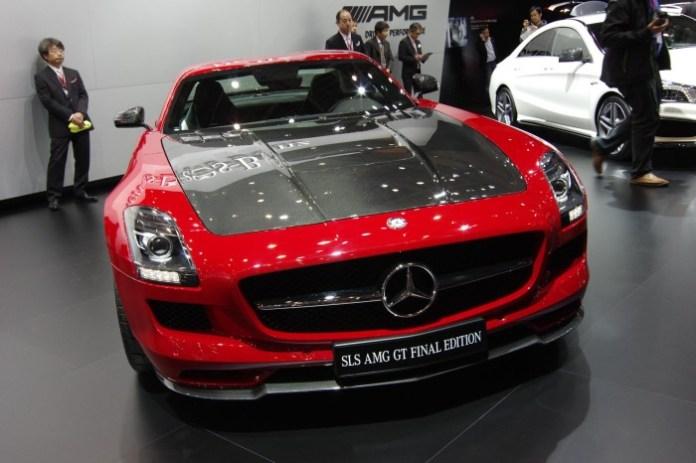 Mercedes-Benz in Tokyo Motor Show 2013 (5)