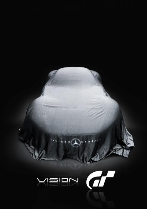 Mercedes Vision Gran Turismo concept (2)