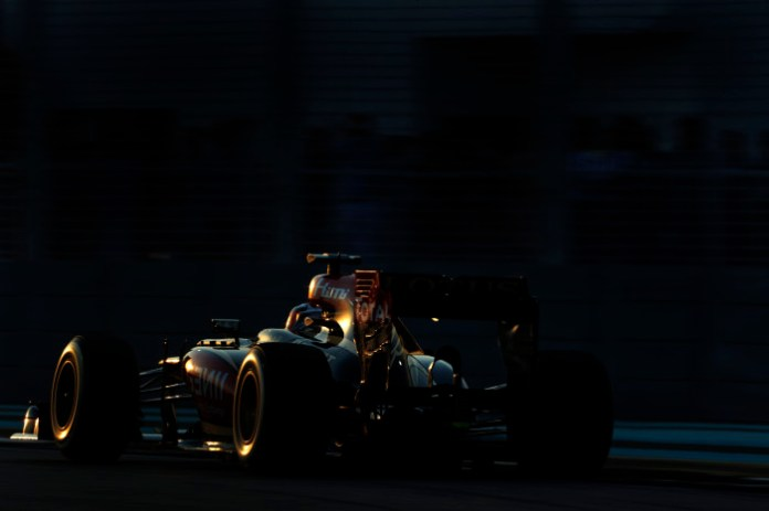 2013 Abu Dhabi Grand Prix - Friday