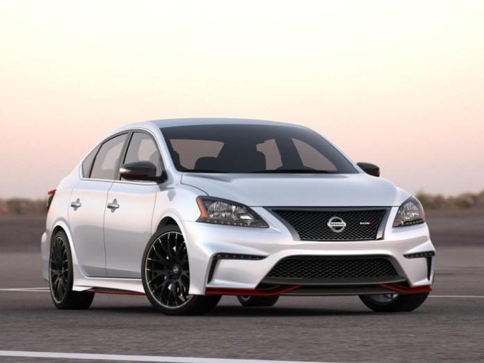 Nissan Sentra Nismo Concept 6