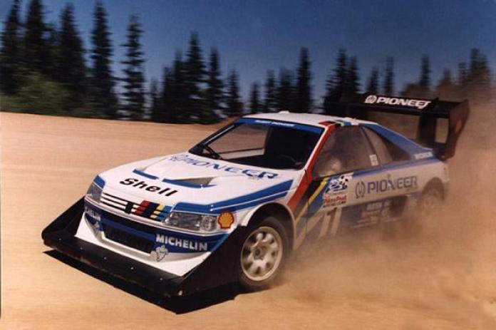 Peugeot 405 T16 Pikes Peak (12)