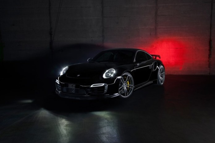 Porsche 911 Turbo by TechArt (1)