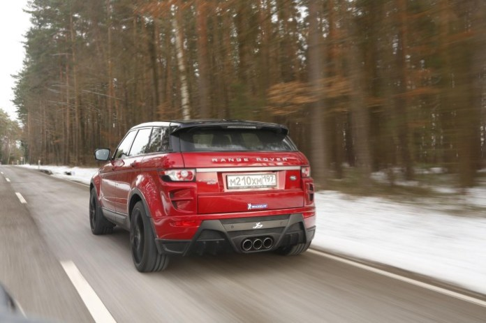 Range Rover Evoque by LARTE Design 2