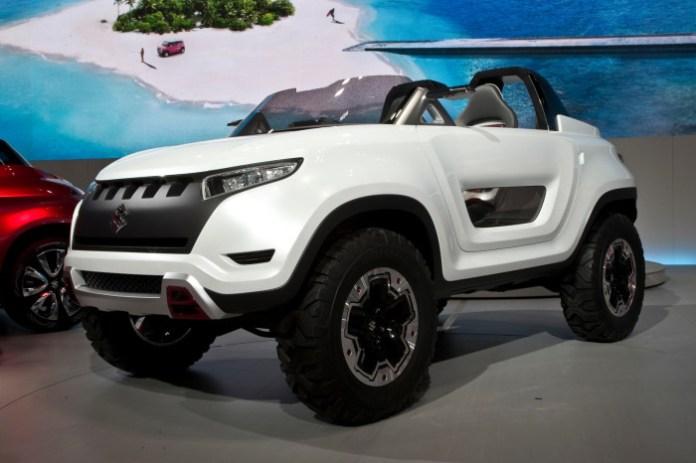 Suzuki Concept in Tokyo Motor Show 2013