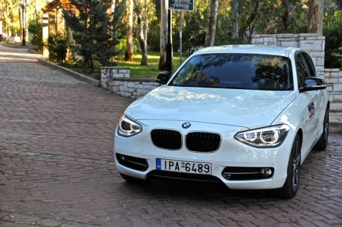 Test Drive: BMW 116 Sport - 018
