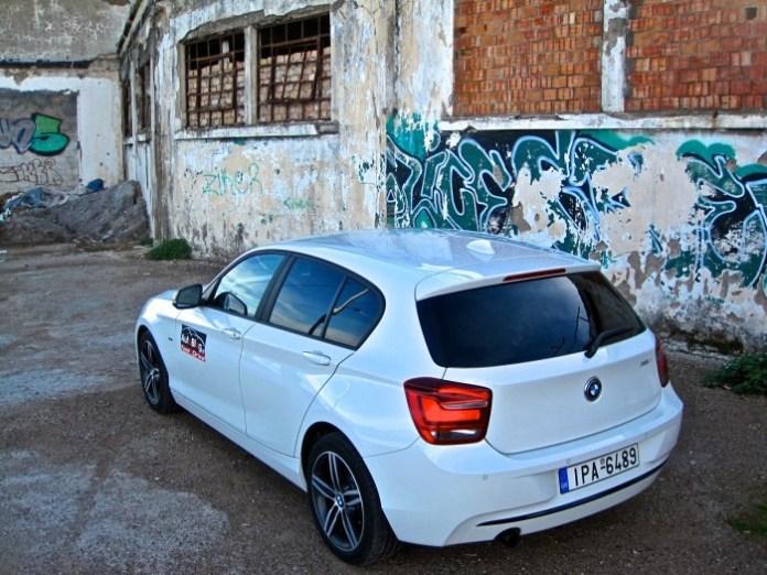 Test Drive: BMW 116 Sport - 042