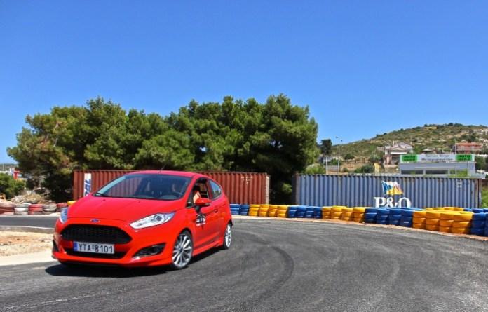 Test Drive- Ford Fiesta Sport - 10