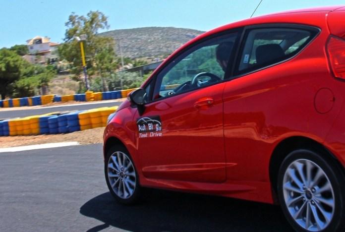 Test Drive- Ford Fiesta Sport - 24