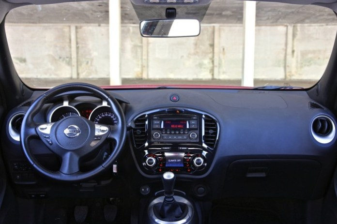 Test Drive: Nissan Juke 1.5 dCi - 57