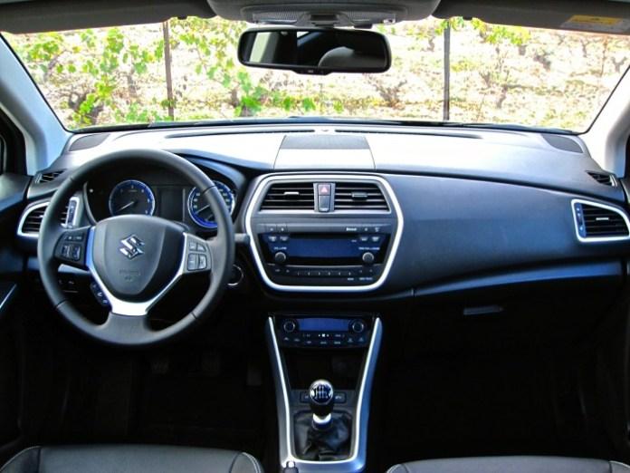 Test Drive: Suzuki SX$ S-Cross - 086