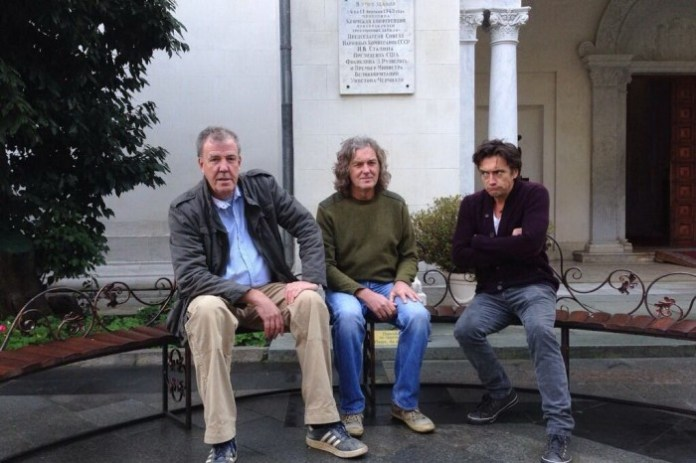 Top Gear filming in Ukraine (1)