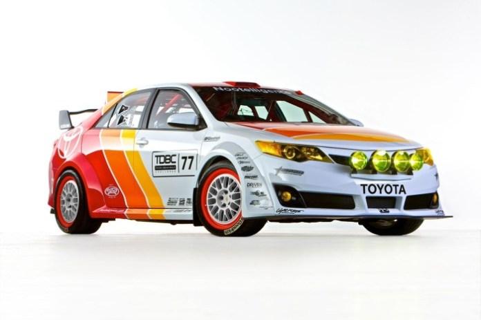 Toyota CamRally 2