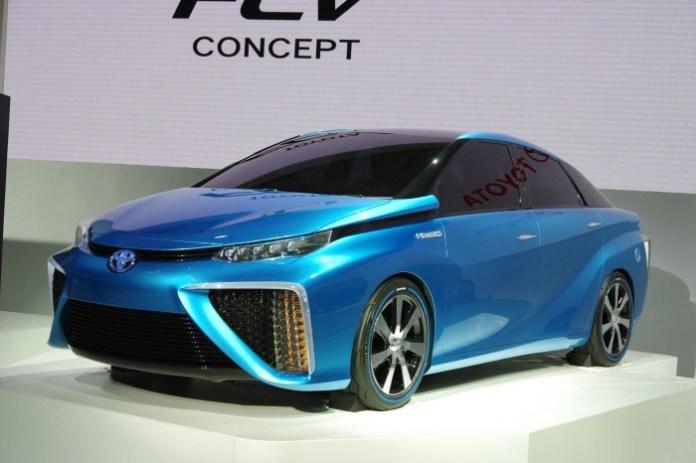 Toyota FCV Concept (2)