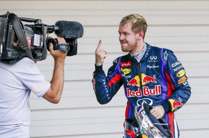 Vettel Austin