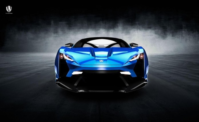 W Motors Supersport 6