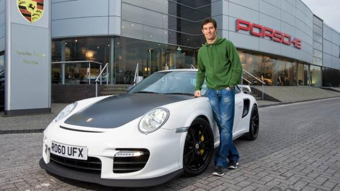 Webber-Porsche