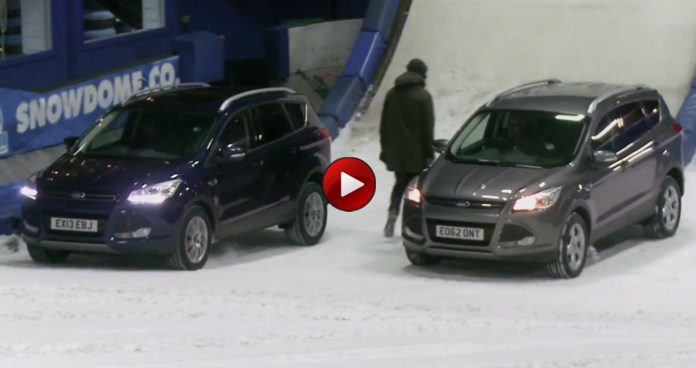 Winter Tyres Vs 4x4