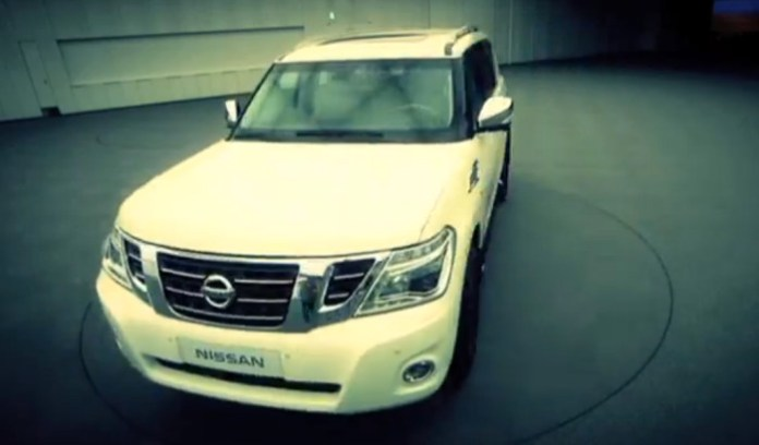 World Premiere of the All New Nissan Patrol