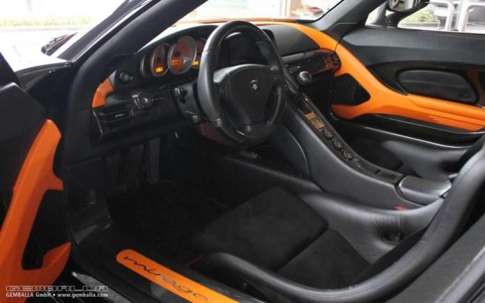 2005 Porsche Carrera GT by Gemballa 5