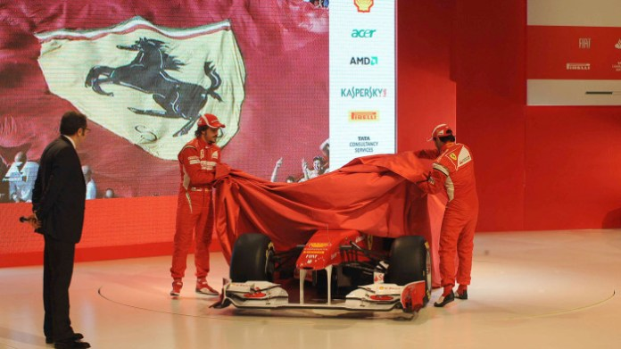 2011-lauch-F150-Scuderia-Ferrari
