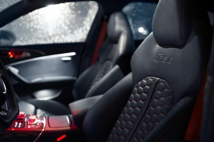 Audi RS6 Avant jon olsson