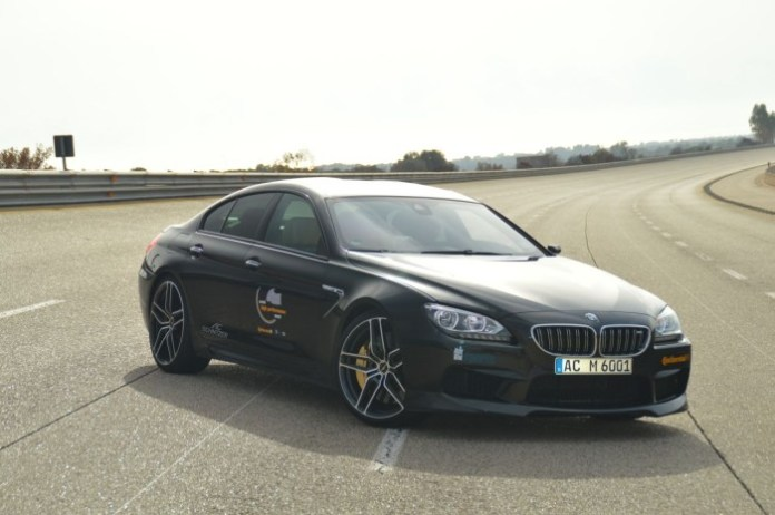BMW M6 Gran Coupe by AC Schnitzer (2)