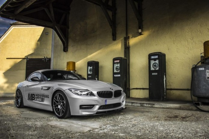 BMW Z4 by MB Individual Cars 22