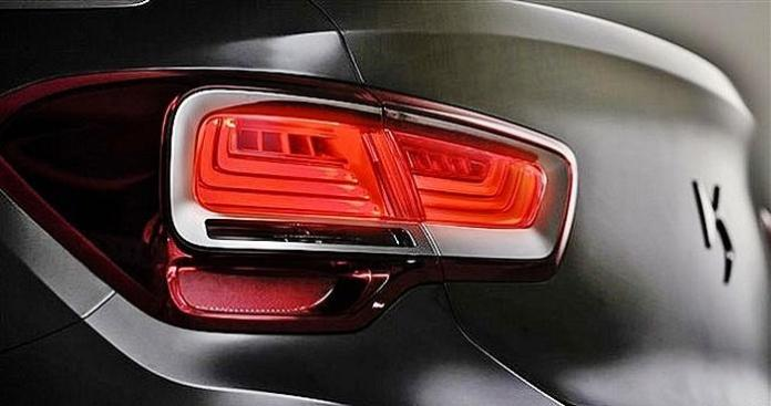 Citroen DS Teaser 2
