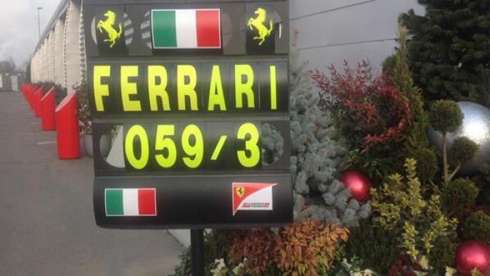 Ferrari 059-3 2014