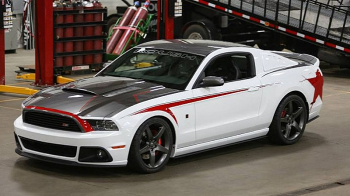 Ford Mustang RS3 2014