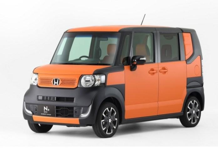 Honda N-Box & Element Concept